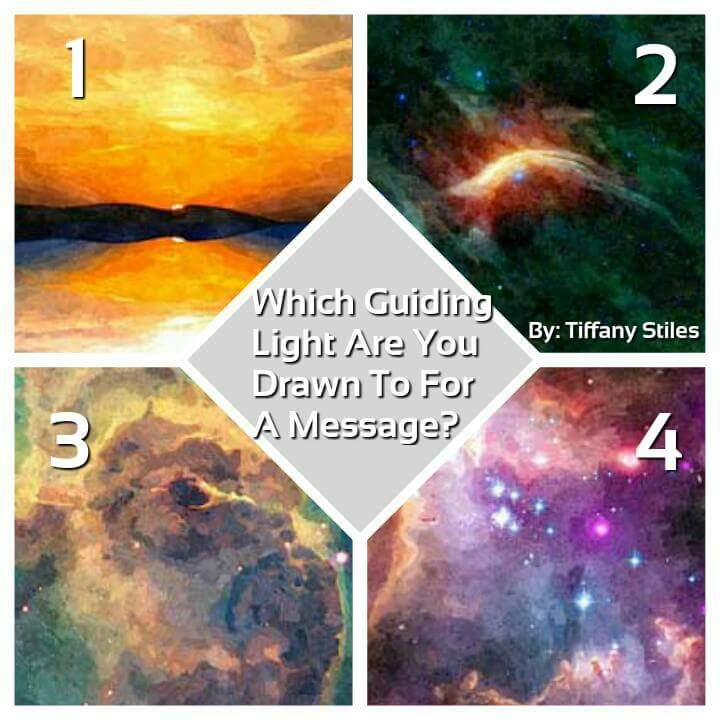 ~GUIDING LIGHT ORACLE MESSAGE~ (1/6)