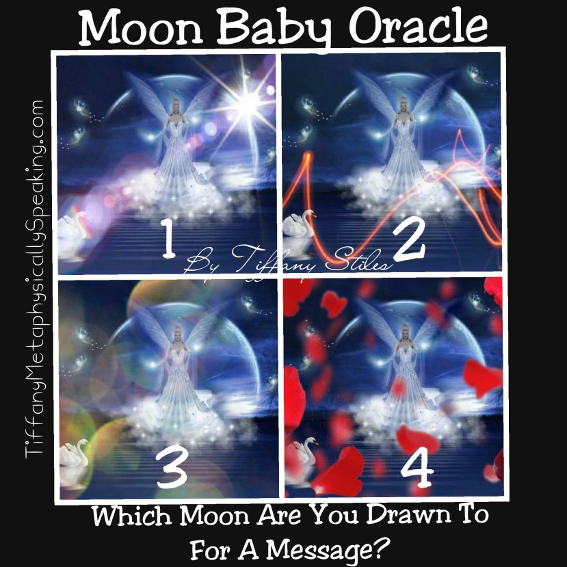 Moon Baby Oracle Message by TiffanyStiles