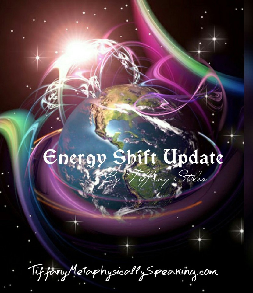 Energy Report© by Tiffany Stiles December 7th-12th,2016